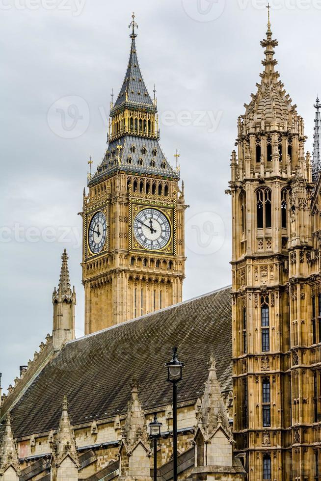 Elizabeth Tower, Londen foto