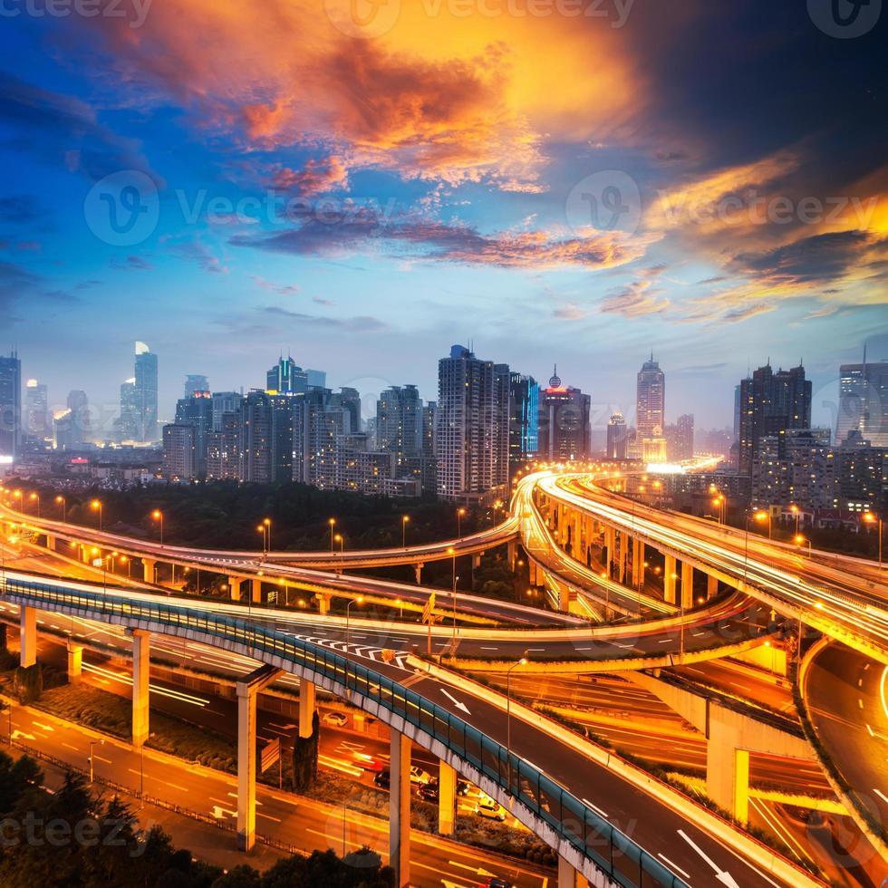 shanghai uitwisseling foto