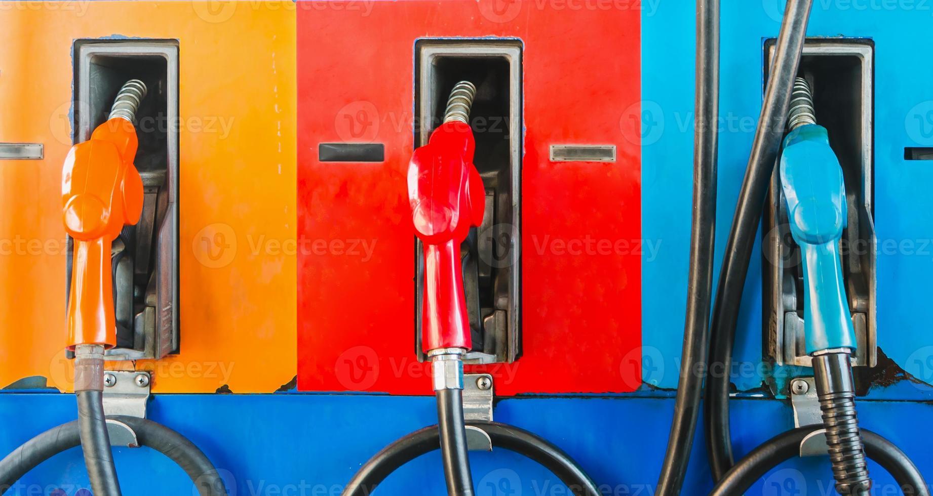 benzine dispenser foto
