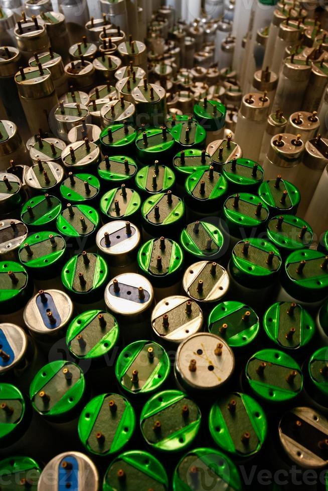 elektronisch afval - voorraadbeeld foto