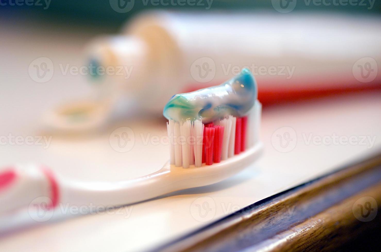 tandpasta foto