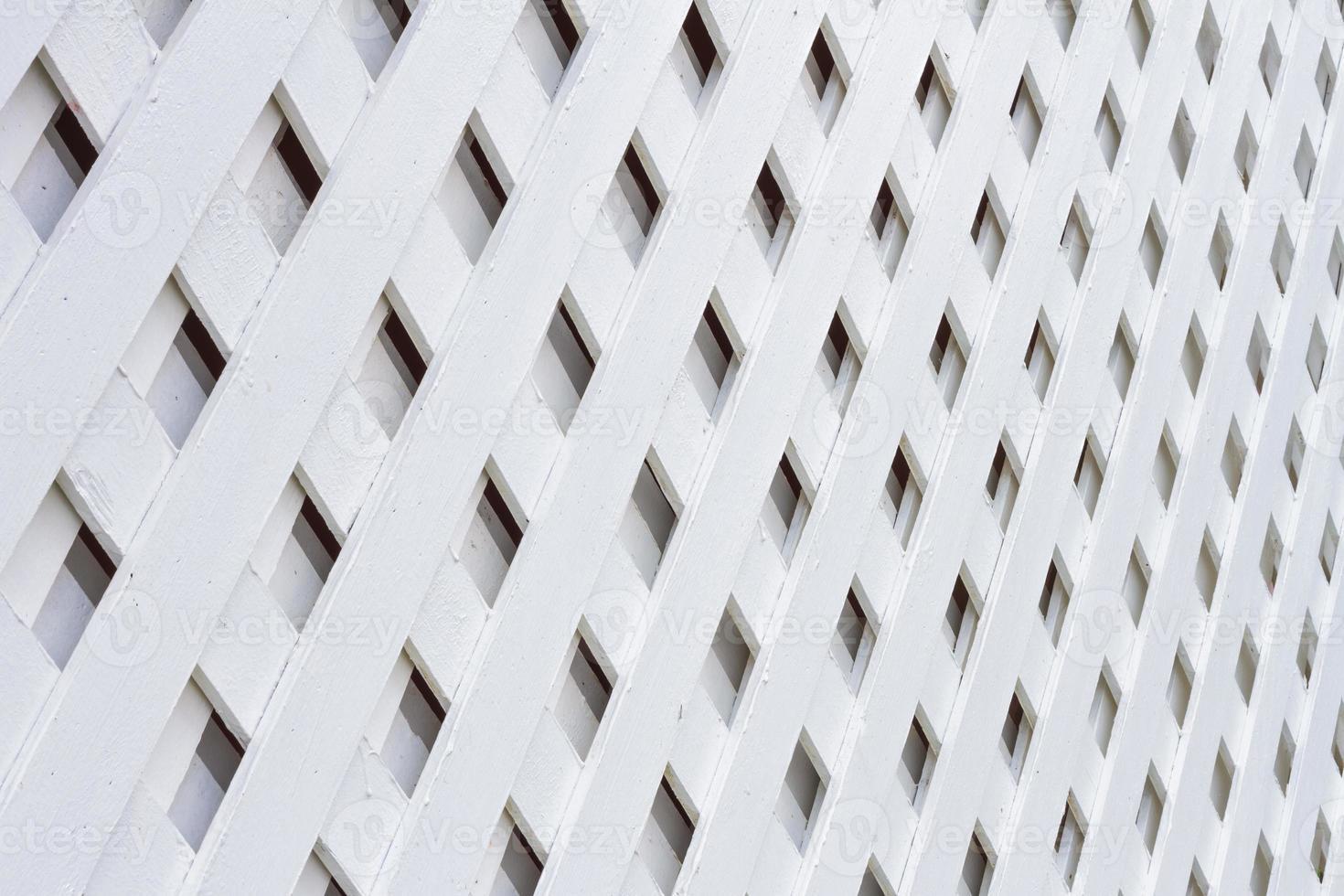 witte houten muur foto