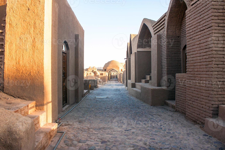oude stad van BAM foto