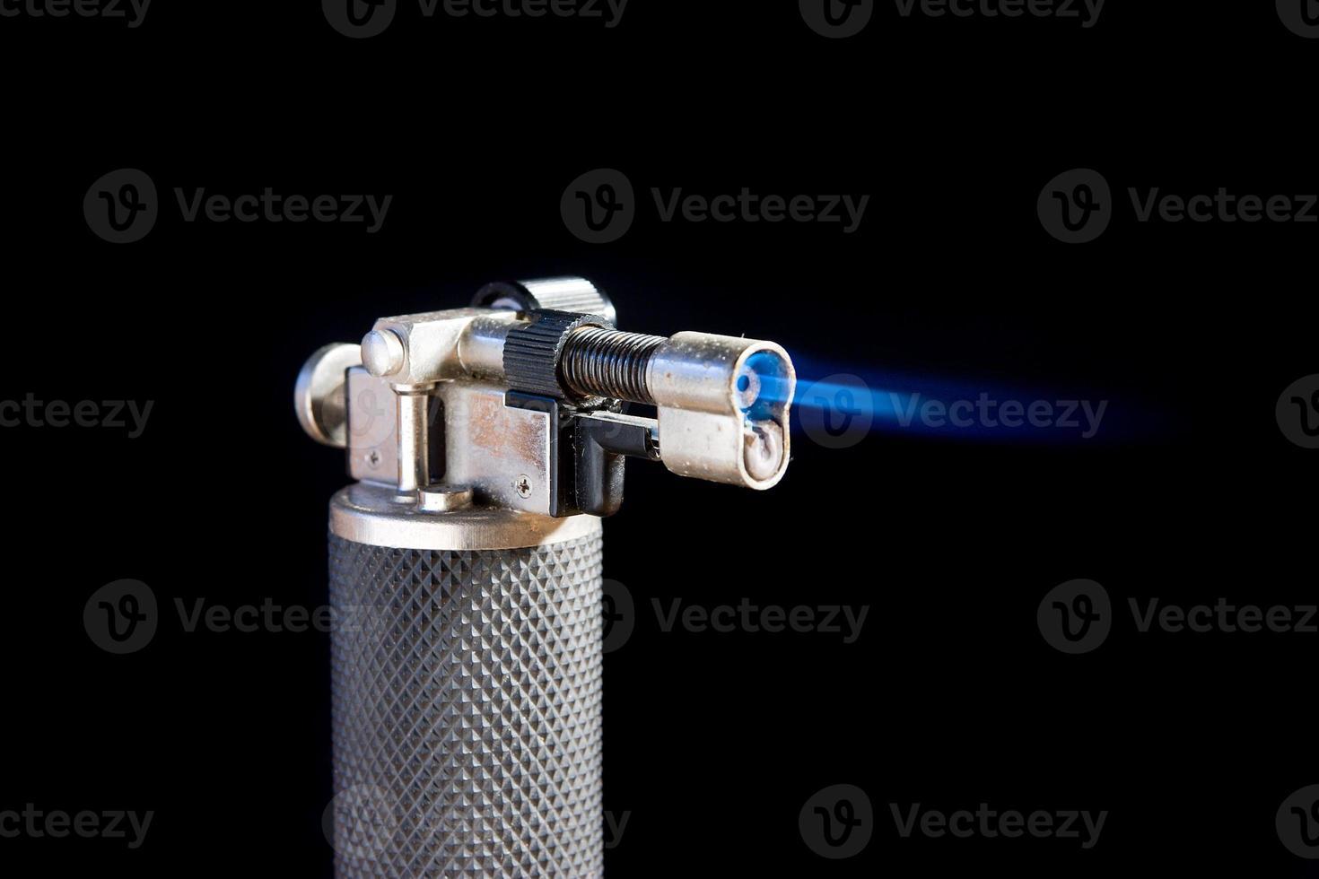 gasbrander foto