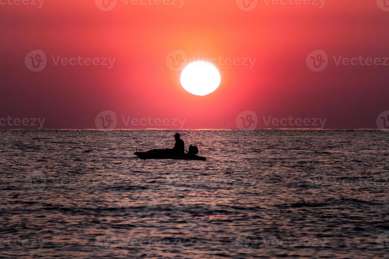 pescatori siciliani foto