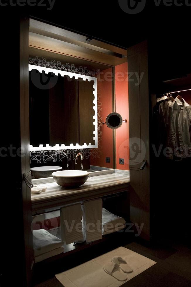 luxe badkamer foto