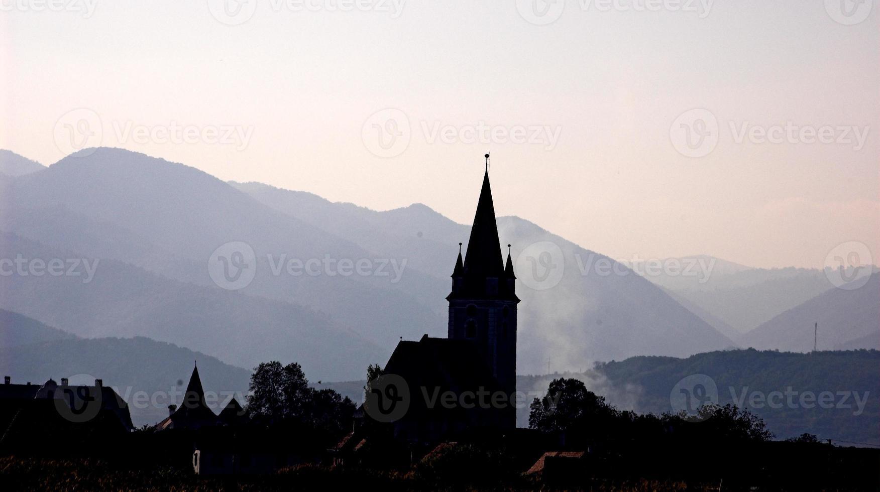 christelijk dorp 3 foto