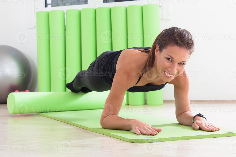 pilates klasse foto