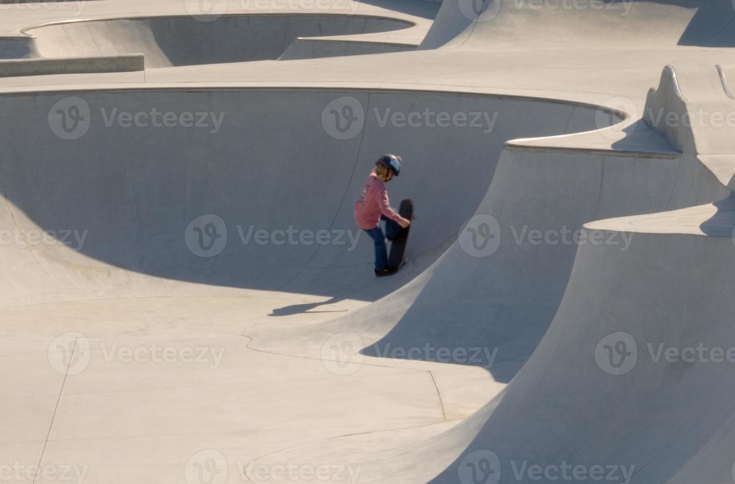 skateboard ambitie foto