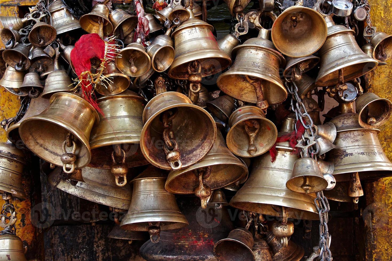 hindoeïsme handbellen foto