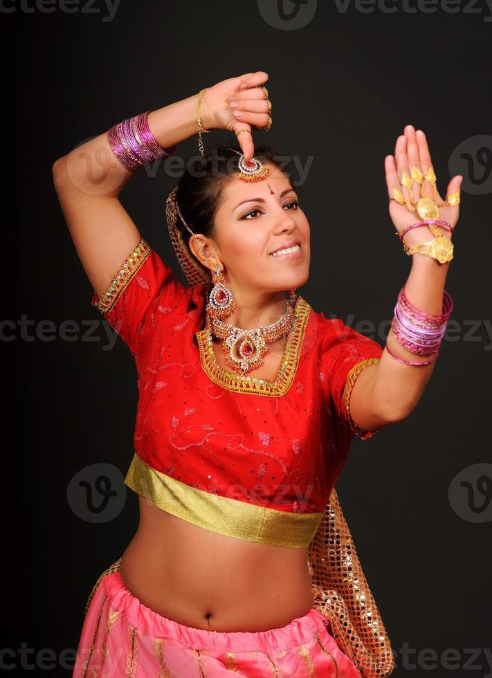 Indiase vrouw foto