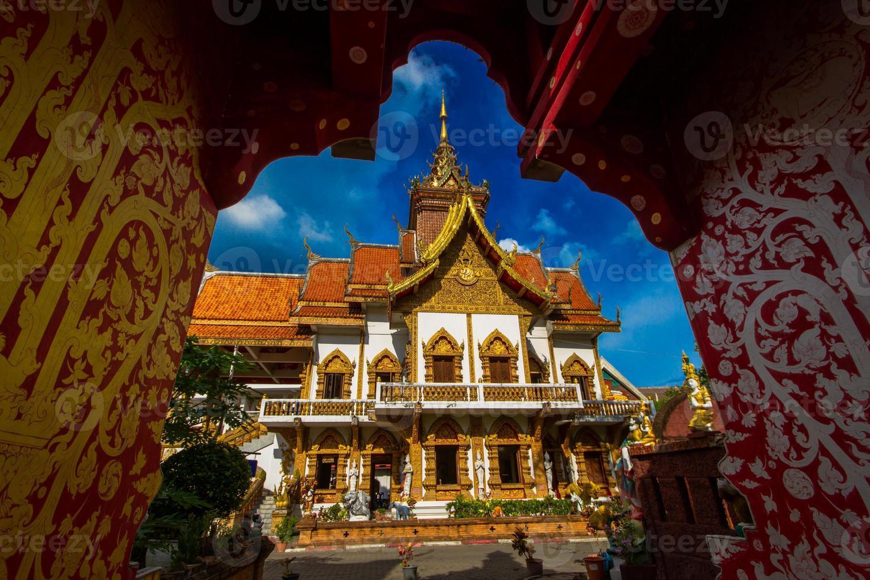 boeddhistisch gebouw foto