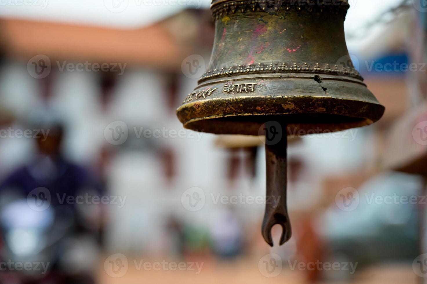 boeddhistische klokken foto