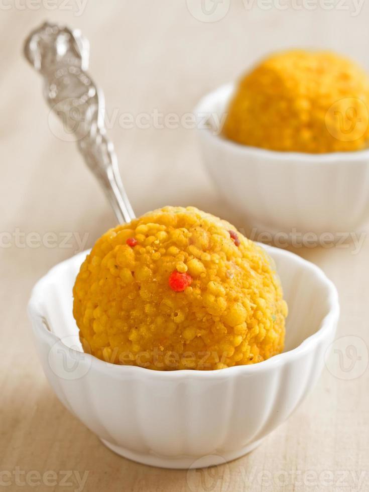 Indiase laddoo-snoepjes foto