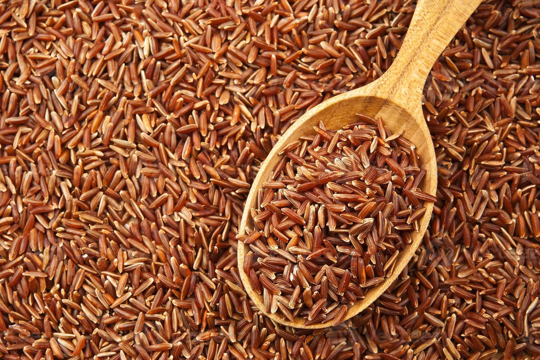 rode rijst foto