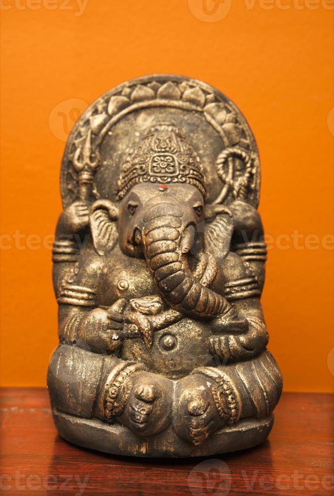 ganesha standbeeld. foto