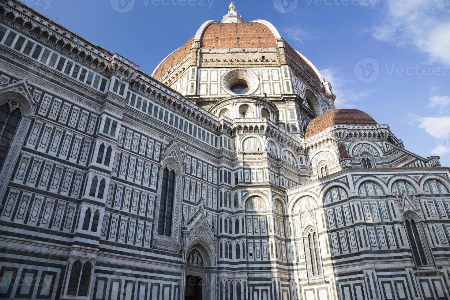 Italië - Florence, Duomo Santa Maria del Fiore foto