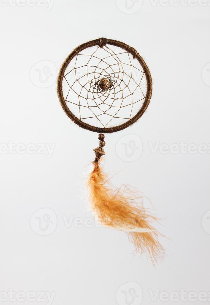 oranje dromenvanger foto
