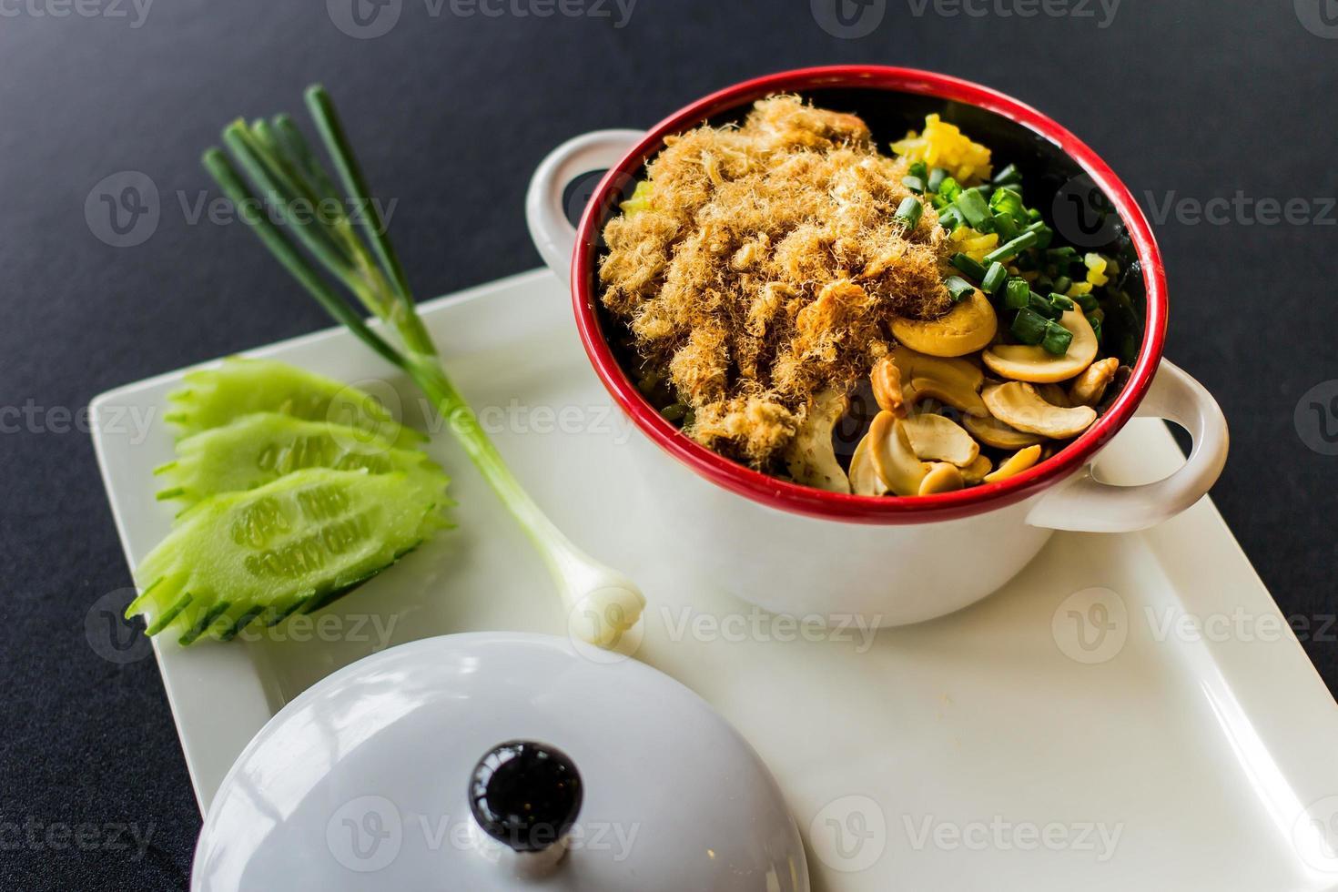 gebakken rijst foto