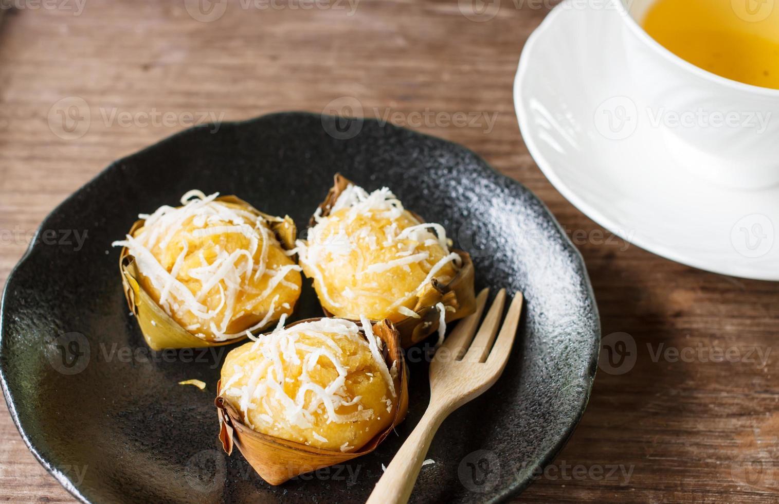 grog palm cake foto