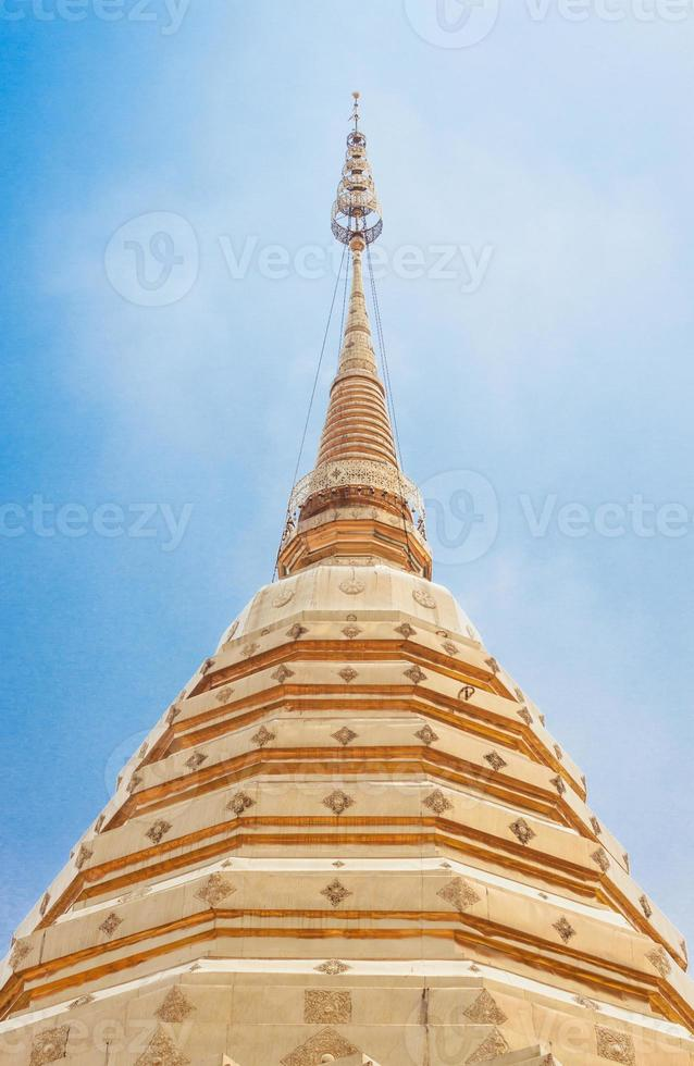 boeddhistische pagode foto