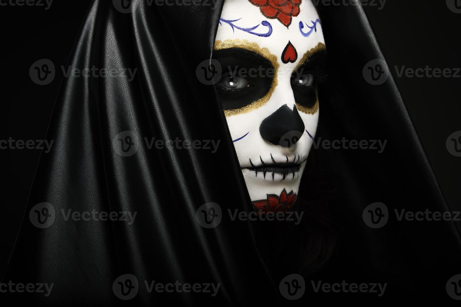 suiker schedel foto