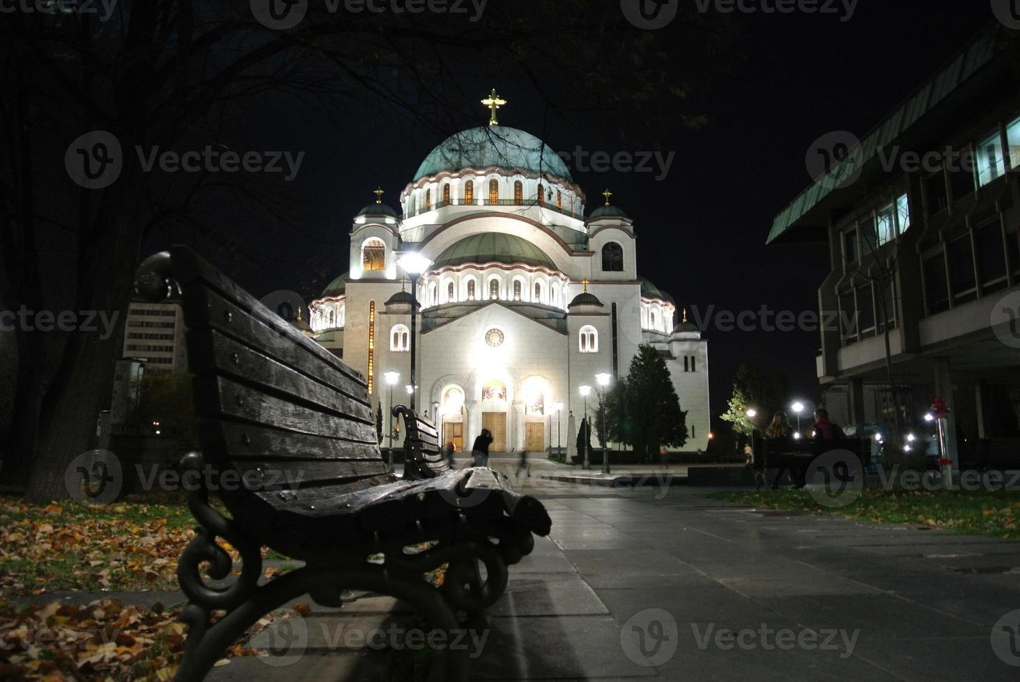 Saint Sava Church, Belgrado foto