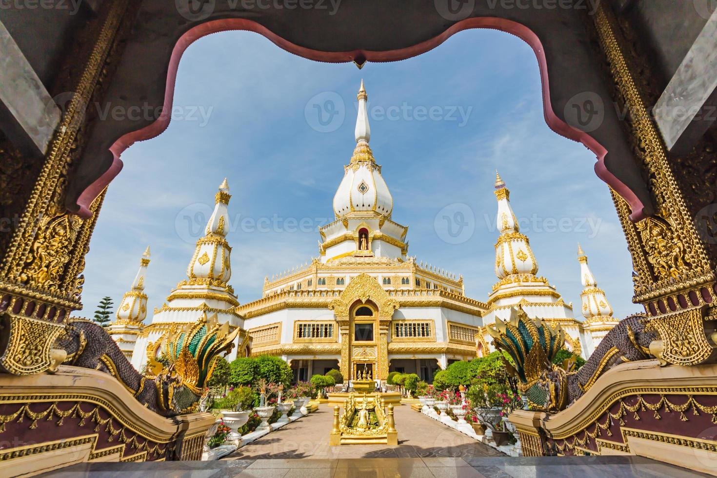 Thaise tample foto