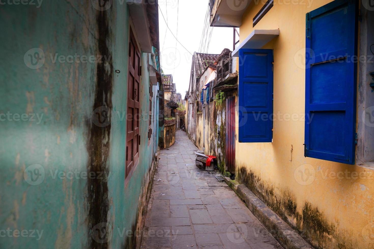 hoi een oude stad foto