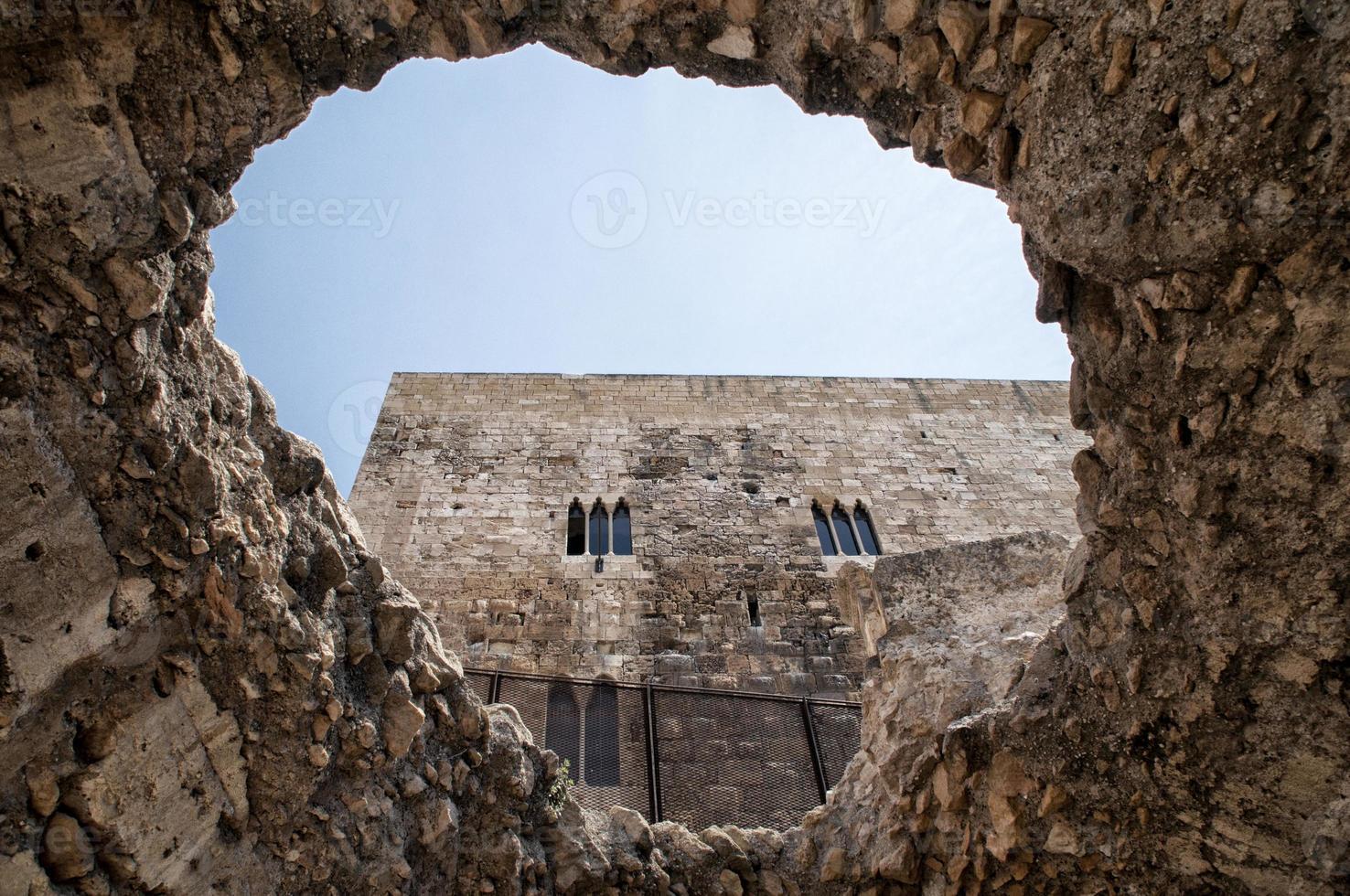 torre del pretori. tarragona foto