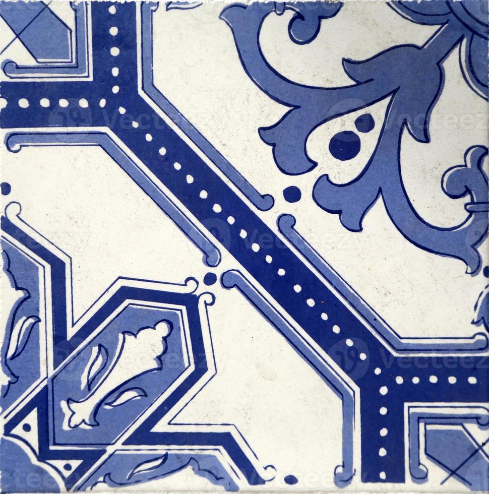 Lissabon tegels foto