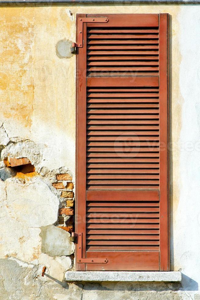 Borghi paleizen Italië abstracte zonnige dag foto