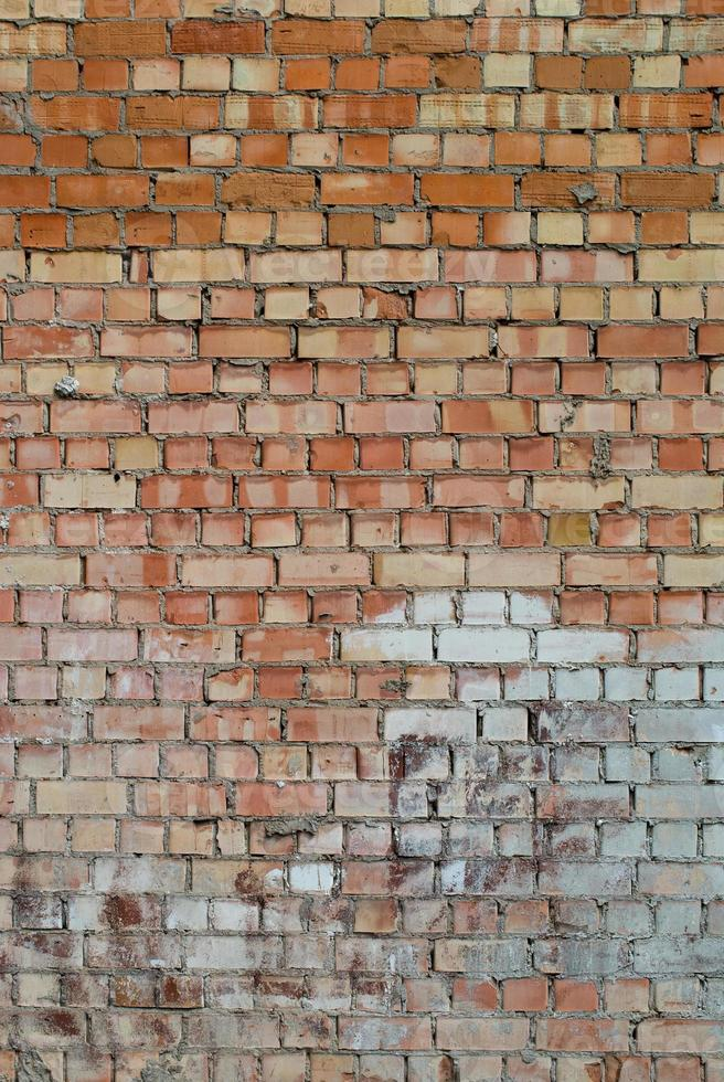 stenen muur foto