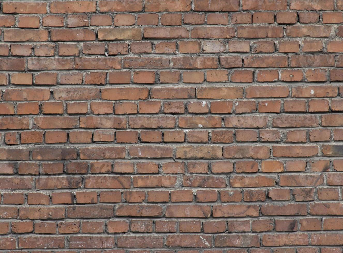bakstenen muur metselwerk foto