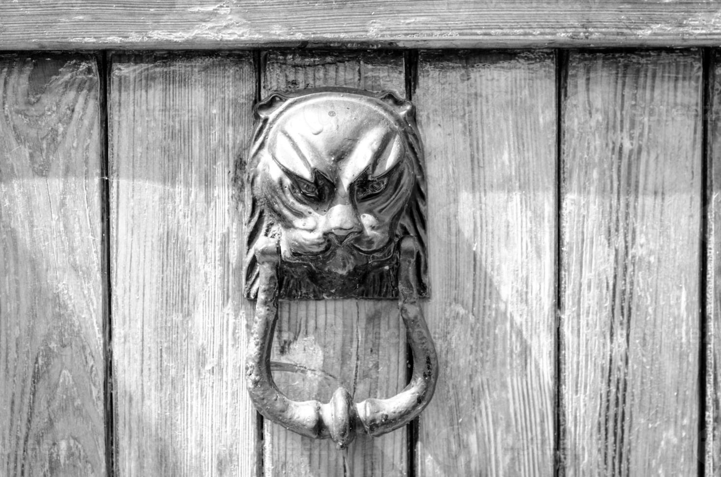 deurknop 74 foto