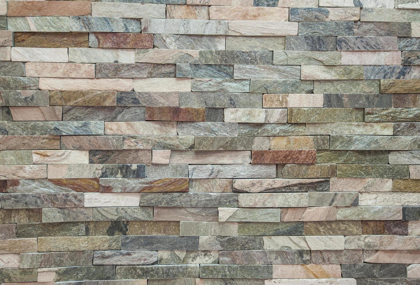 nep stenen muur baksteen achtergrond behang foto