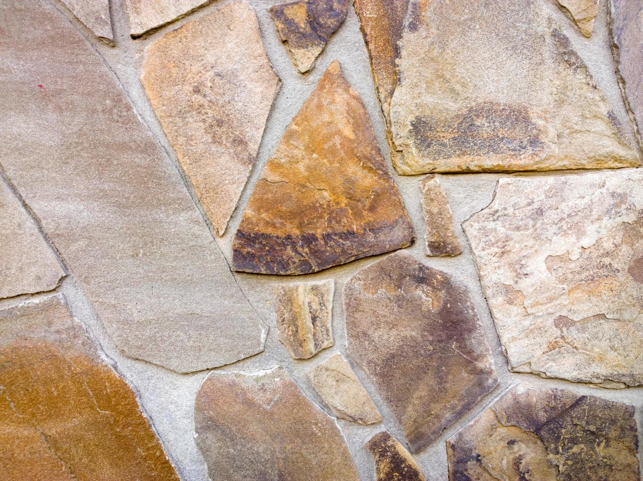 achtergrond steen. foto