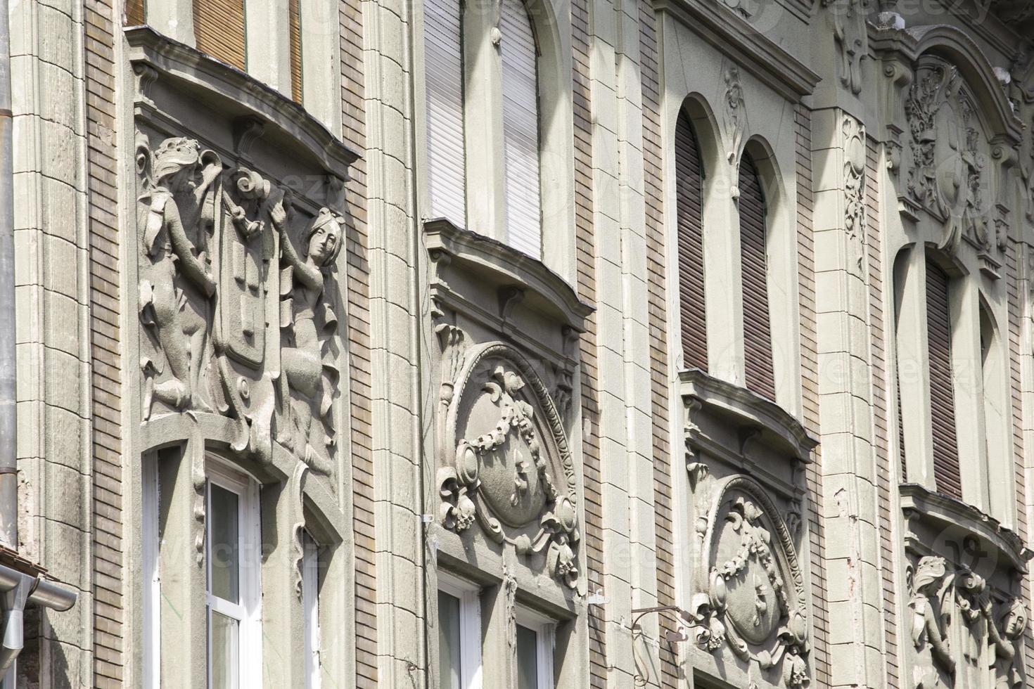 gebouw detail foto