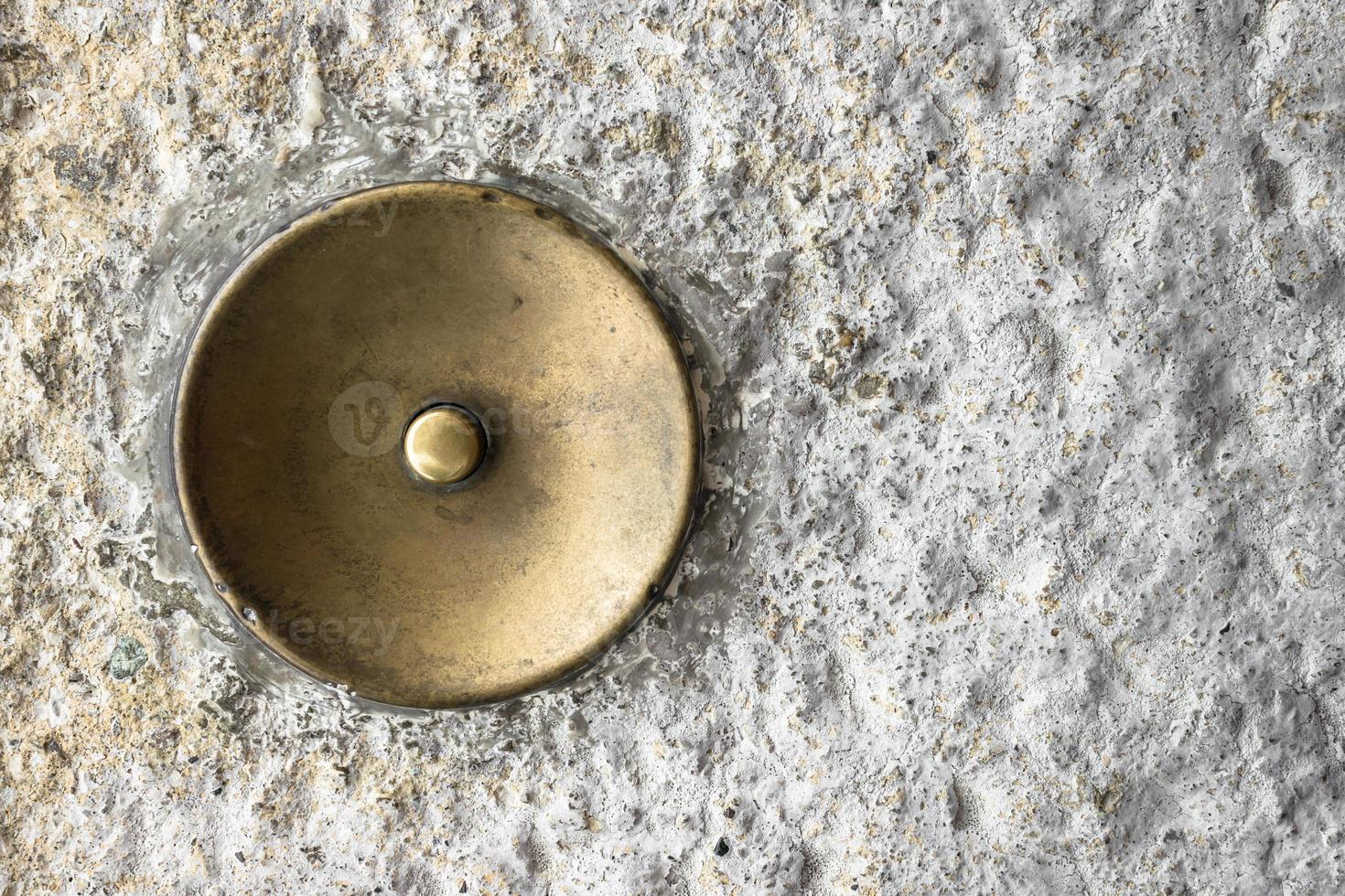 oude deurbel foto