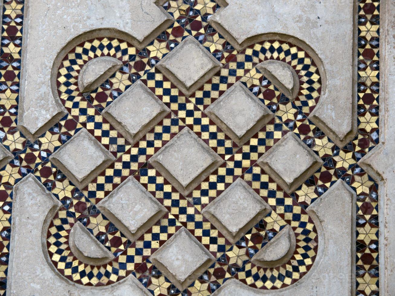 orvieto kathedraal foto