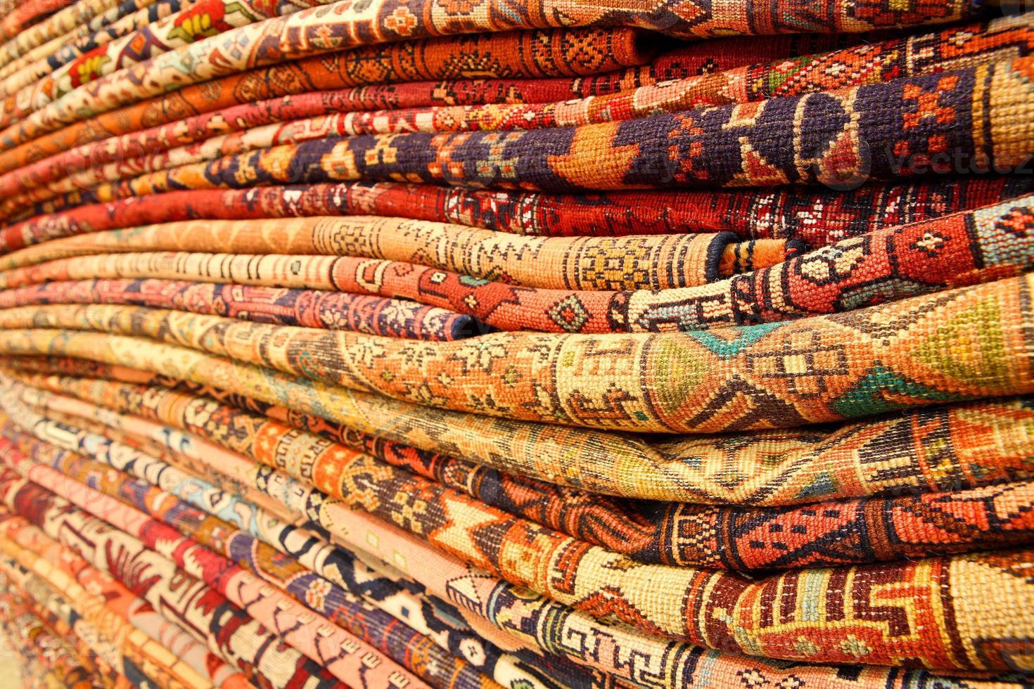 Perzische tapijten foto