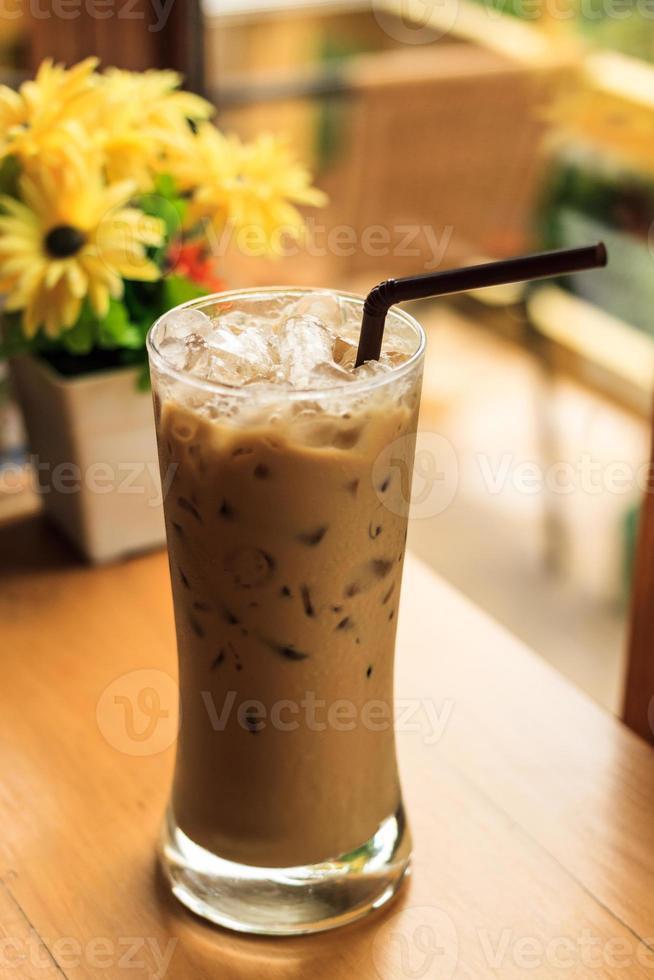 ijskoffie foto