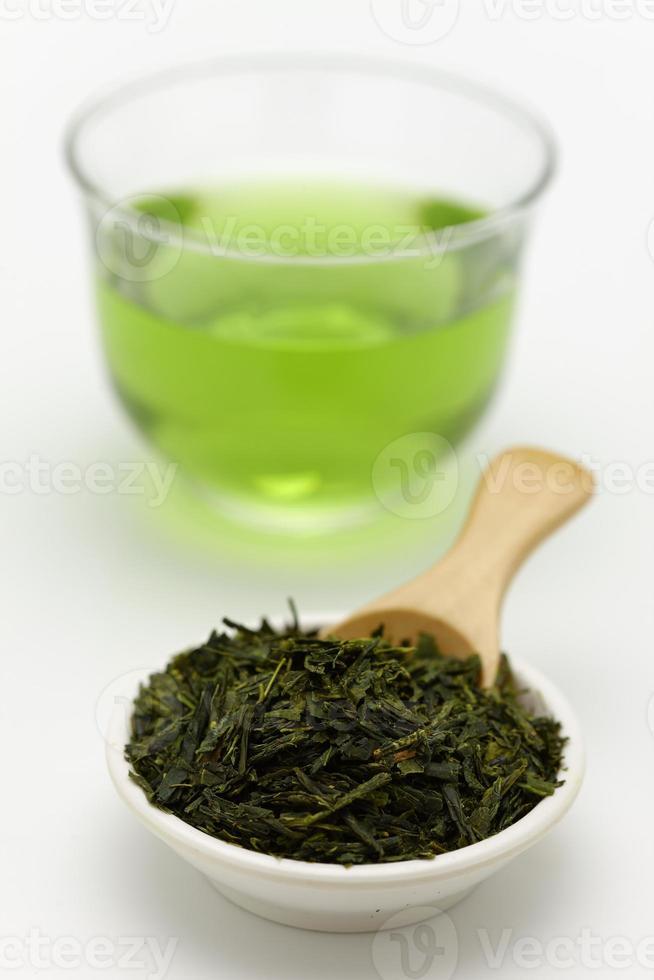 Japanse thee foto