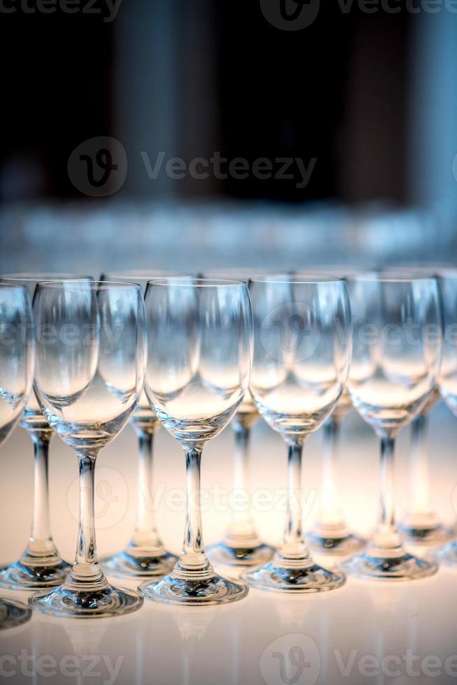 wijnglazen foto