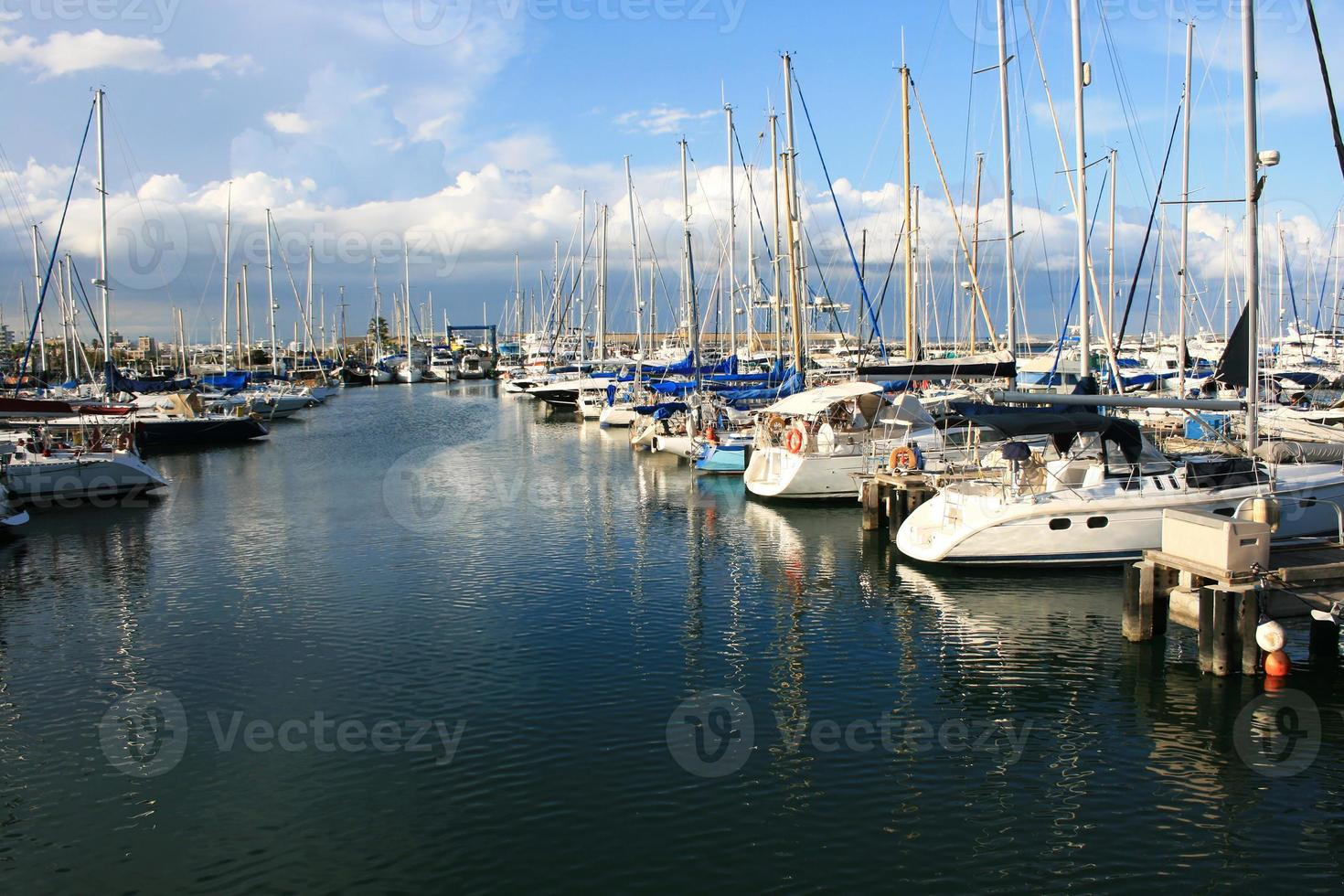 haven van larnaca foto