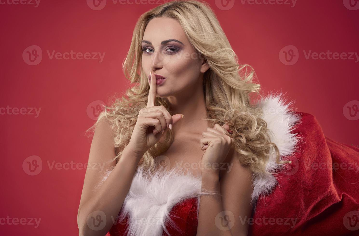 Ik heb iets voor je achtergelaten onder de kerstboom foto