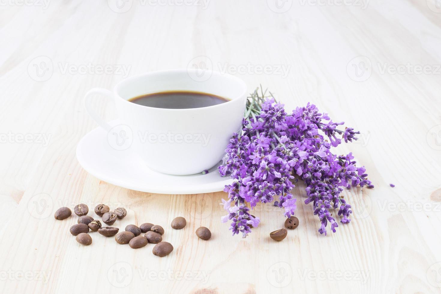 aroma koffiekopje. foto