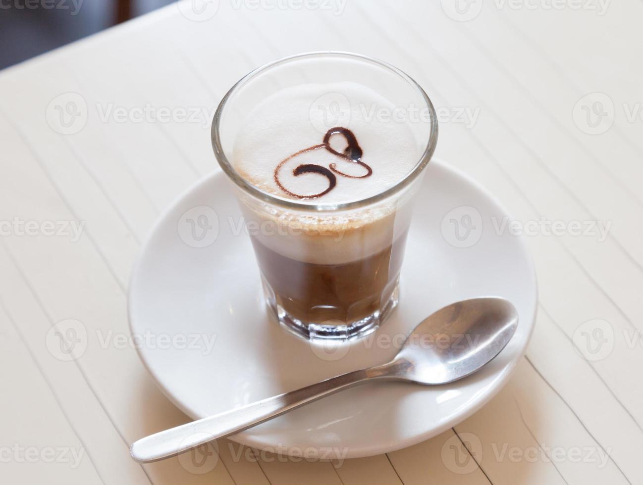 Italiaanse koffie foto