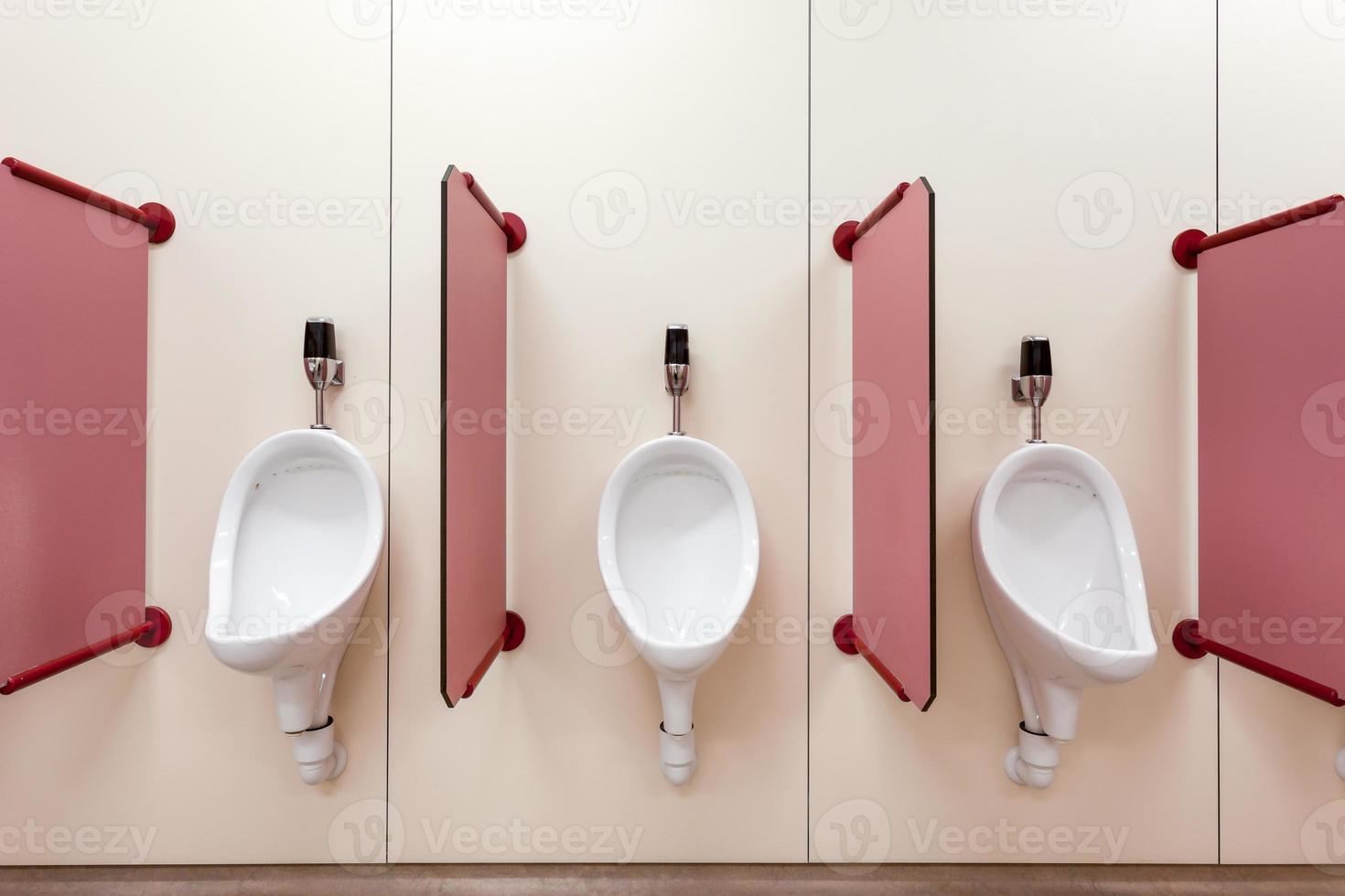 urinoir foto