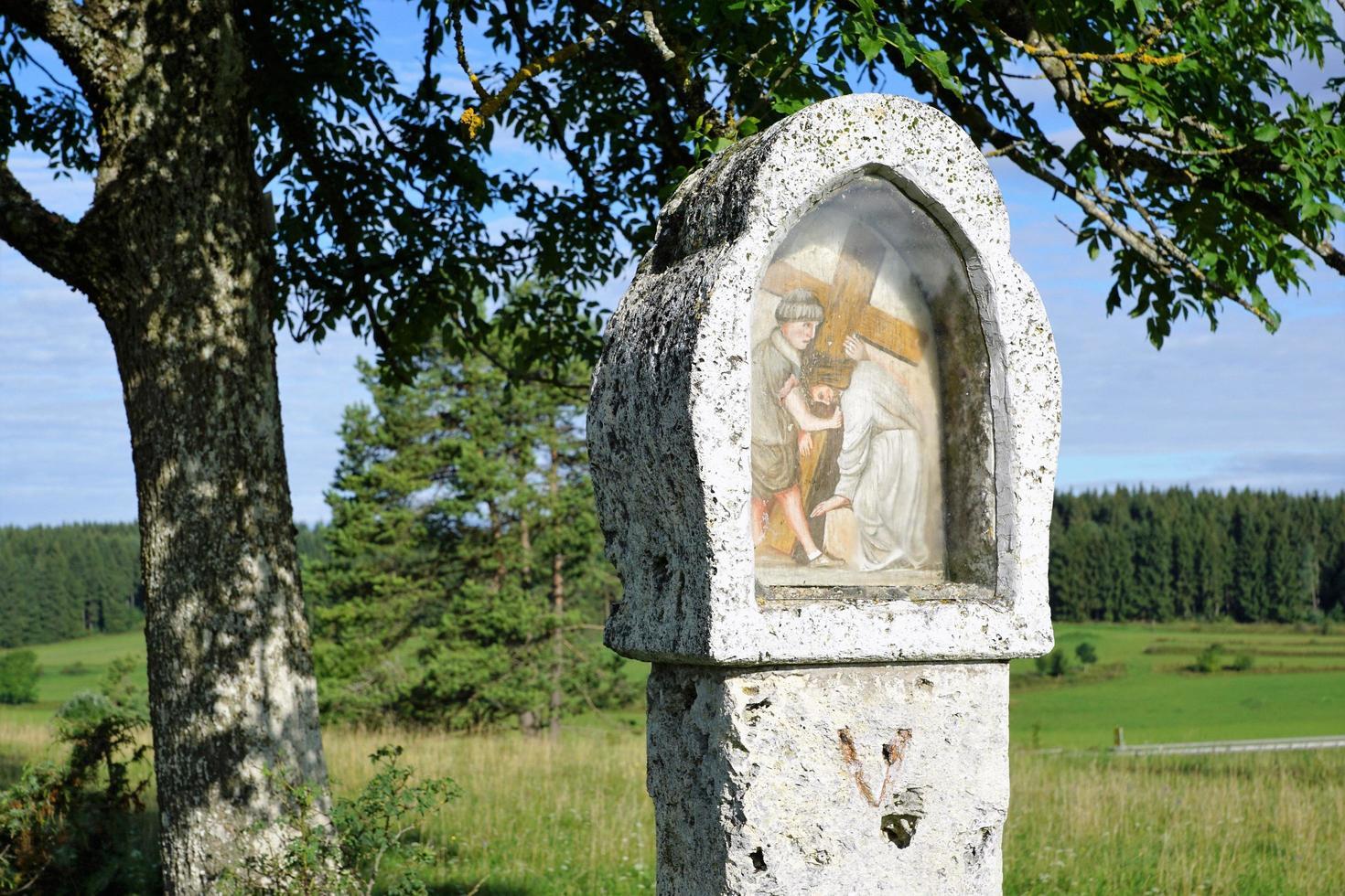 christelijk religieus monument foto
